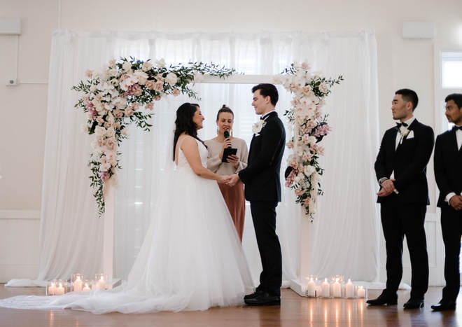 Wedding Ceremony Hire