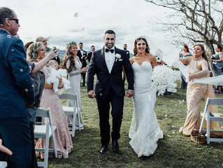 This Wedding Stylist Styled Her Own Wedding!