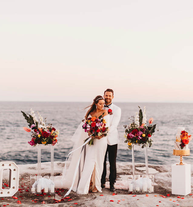 Cronulla Wedding Stylist