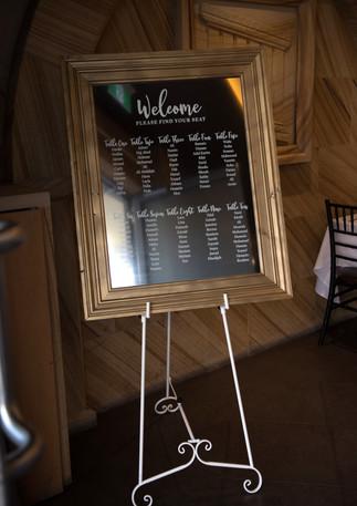 Wedding Signage Arncliffe