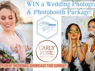 WIN A PHOTOBOOTH + PHOTOGRAPHY PACKAGE