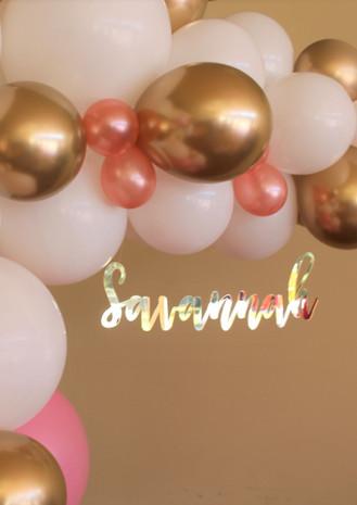 Balloon Garland Cronulla