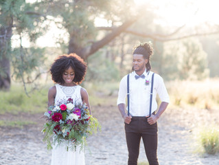 Boho Country Wedding Shoot