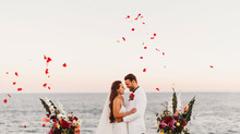 Luxe Seacliffe Wedding