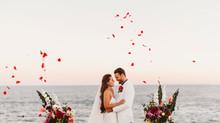 Luxe Seacliffe Wedding