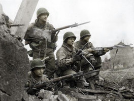 The Sniper's Rifle & Other War Stories