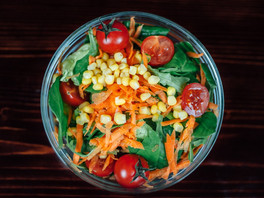 Salad and Personal History - May's Lesser Known Observances