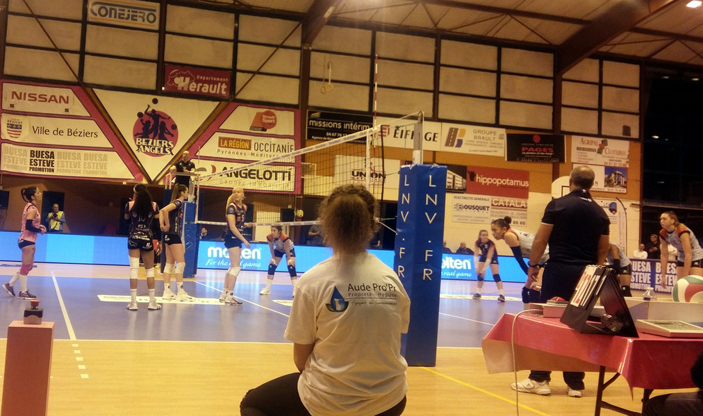 Les Volley Angel'S