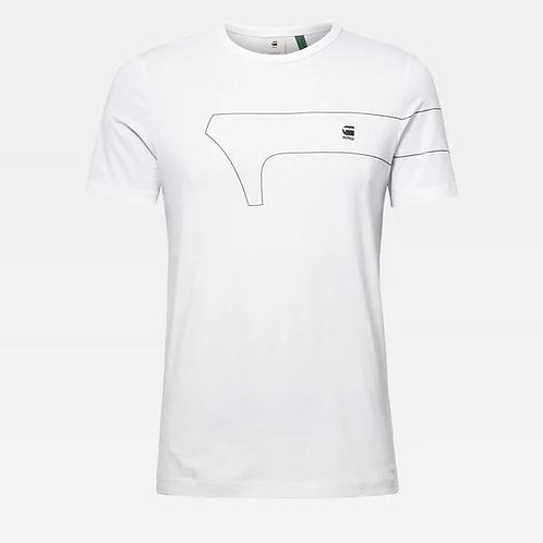 Camiseta G-Star Raw