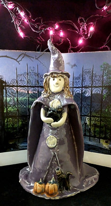 13 inch Witch