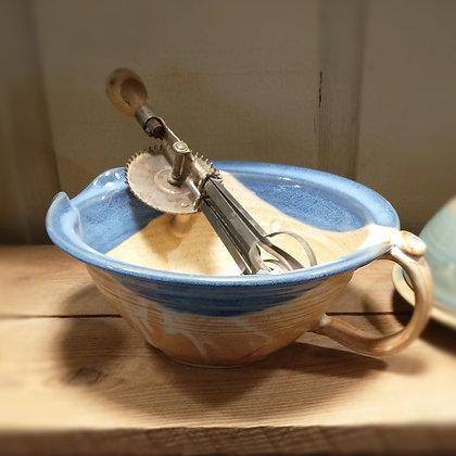 Batter bowl in Baldwin Blue