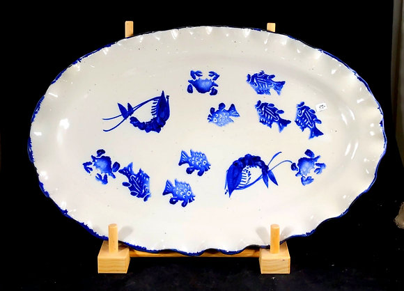 Fish River Platter 16 inches
