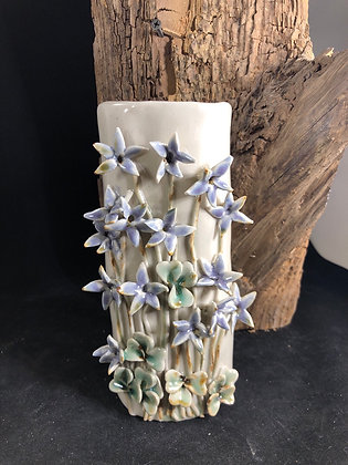 Oxalis Flower  Vase by Susan