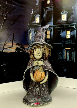 8 inch witch
