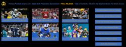 2020 Fantasy Football Draft Preparation