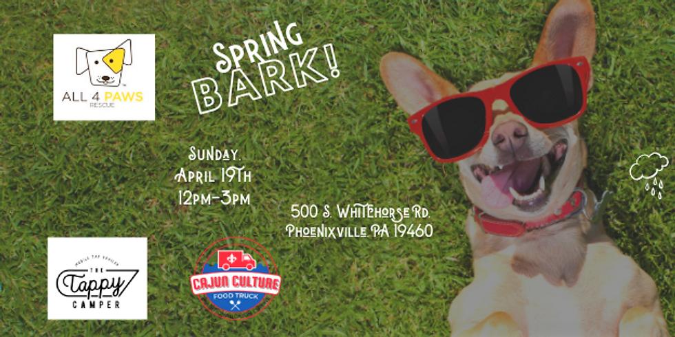 Spring Bark Event!
