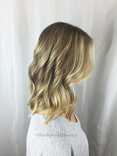 sunkissed haircolor