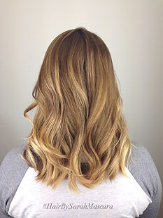 natural haircolor