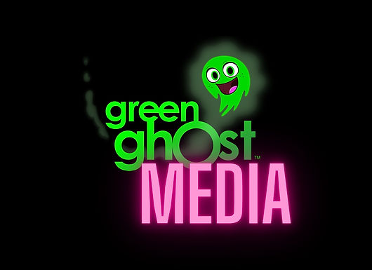 What have I been up to... Green Ghost Media Inc.