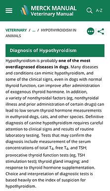 Euthyroid Sick Syndrome