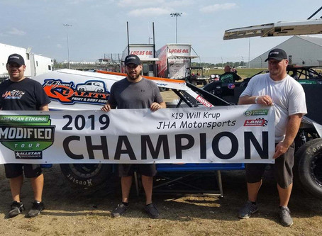 Krup Claims 2019 AEmods Championship