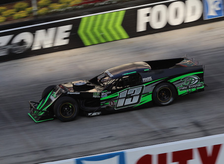 Modified Driver Pulling Florida-Michigan Double This Weekend
