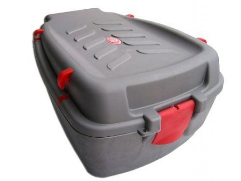 Pojemnik na bagażnik kufer DUŻY 19L
