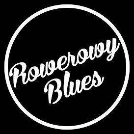 Logo Rowerowy Blues