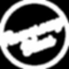 Logo białe Rowerowy Blues