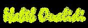 Signature Habib Oualidi - Mistral vert.p