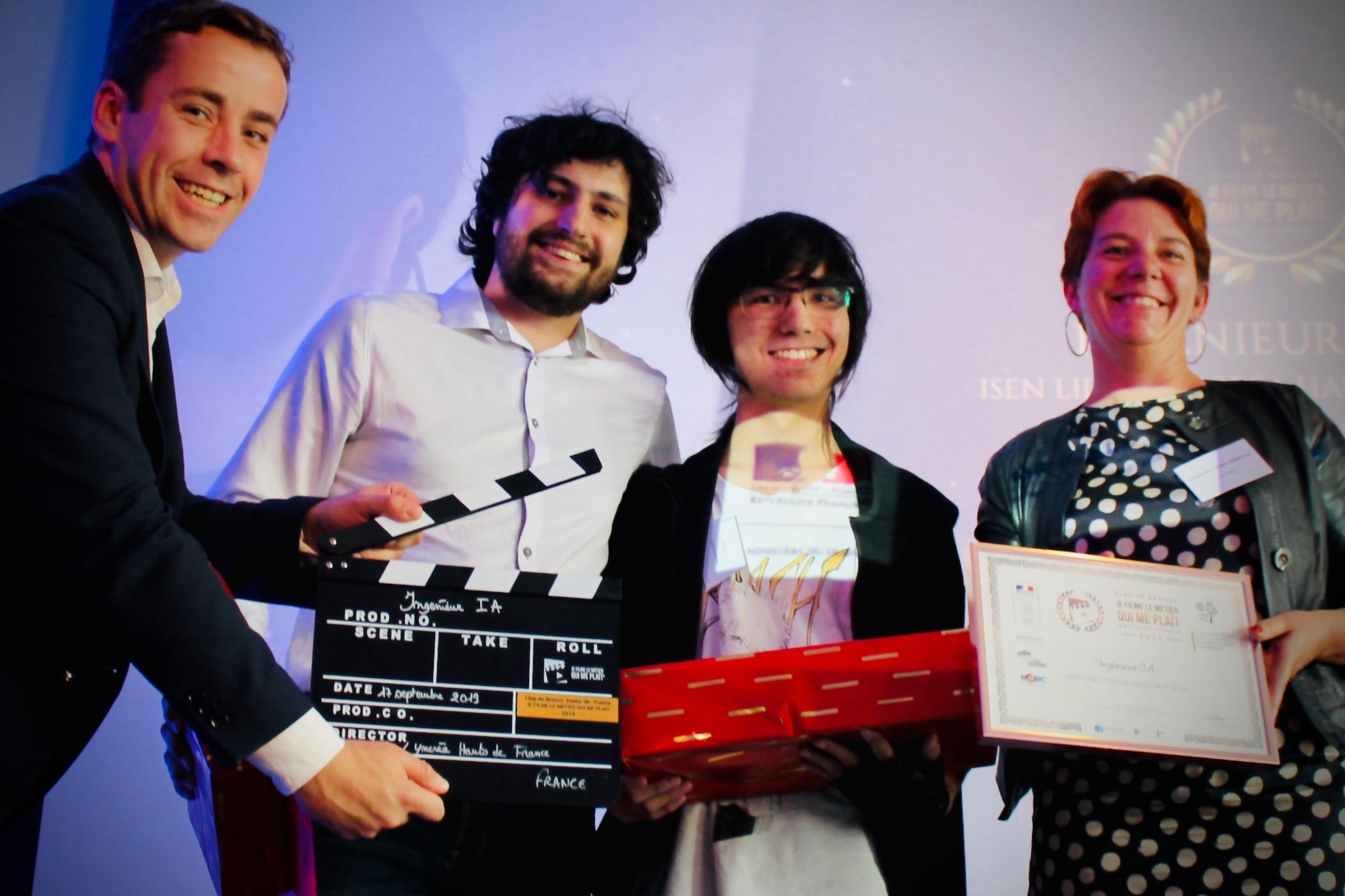Concours Clap d'Or