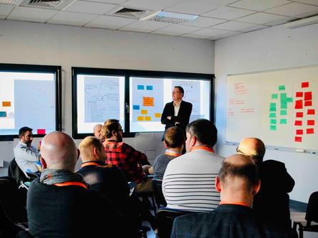 Atelier collaboratif pour la création de la certification Chef de projet IA