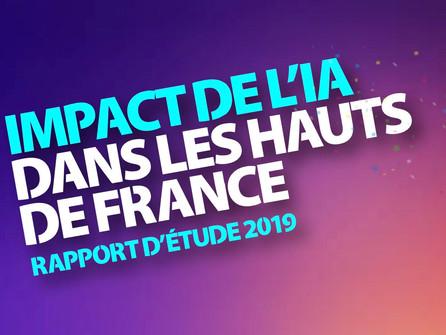 Une étude prospective sur l'impact de l'intelligence artificielle sur le territoire Hauts-de-France