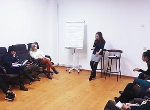 мастер классы на тему психологии в Алмат