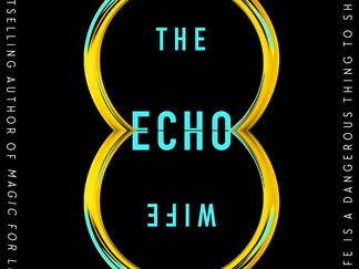 Review of The Echo Wife by Sarah Gailey