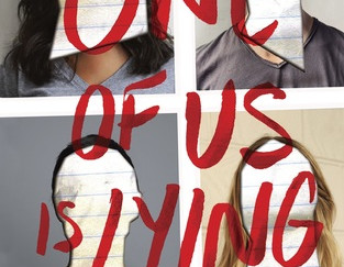 Review of One of Us Is Lying by Karen M. McManus
