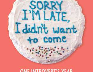 Review of Sorry I'm Late, I Didn't Want to Come: One Introvert's Year of Saying Yes by Jessica Pan