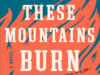 Review of When These Mountains Burn by David Joy