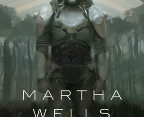 Review of books 1-3 of the Murderbot series by Martha Wells