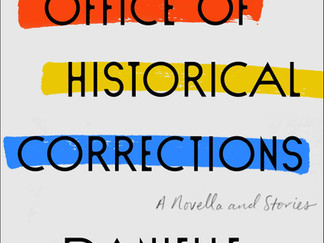 Review of The Office of Historical Corrections by Danielle Evans