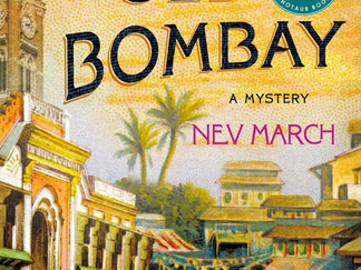 Review of Murder in Old Bombay by Nev March