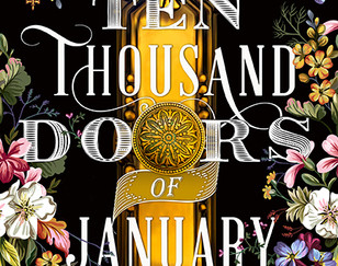 Review of The Ten Thousand Doors of January by Alix E. Harrow