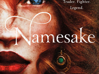 Review of Namesake by Adrienne Young