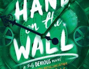 Review of The Hand on the Wall by Maureen Johnson