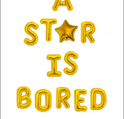 Review of A Star Is Bored by Byron Lane