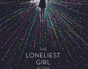 Review of The Loneliest Girl in the Universe by Lauren James