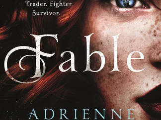 Review of Fable by Adrienne Young