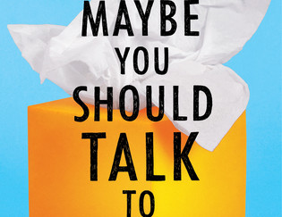 Review of Maybe You Should Talk to Someone by Lori Gottlieb