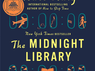 Review of The Midnight Library by Matt Haig