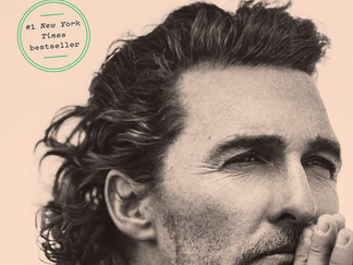 Review of Greenlights by Matthew McConaughey